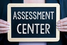 Assessment center Royalty Free Stock Images