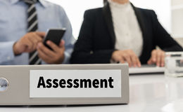 Assessments Stock Photography