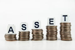 Asset – Business Concept Stock Photos