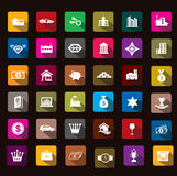 Asset icon Royalty Free Stock Photos