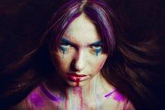 Assetato per i colori 10 Fotografie Stock Libere da Diritti