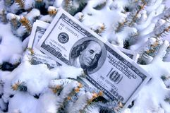 Assets are frozen Stock Image
