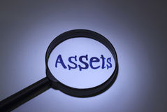 Assets Royalty Free Stock Photo