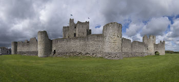 Assetti il castello, Irlanda Immagini Stock