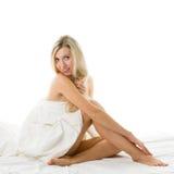 Assez blond photo libre de droits