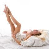 Assez blond photos libres de droits