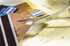 Assez de dettes? Image stock