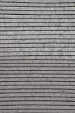 Assicella di legno del tetto Fotografie Stock