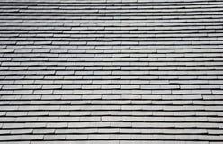 Assicelle del tetto fotografia stock libera da diritti