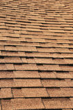 Assicelle del tetto Fotografia Stock