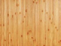assicelle di bambù gialle Fotografia Stock Libera da Diritti