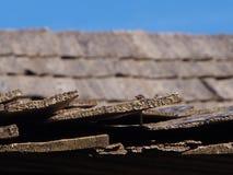 Assicelle di legno fotografie stock libere da diritti