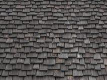 Assicelle di legno consumate Fotografia Stock Libera da Diritti