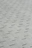 Assicelle grige del tetto Fotografia Stock