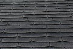 Assicelle su un tetto Immagine Stock