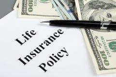assicurazione Fotografie Stock Libere da Diritti