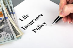 assicurazione Immagine Stock