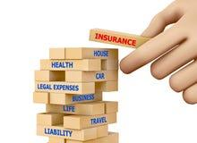 assicurazione Immagini Stock