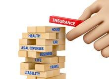 assicurazione Fotografia Stock
