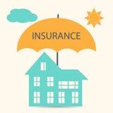 Assicurazione della Camera illustrazione di stock