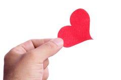 Assicurazione di amore Immagine Stock Libera da Diritti