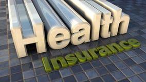 Assicurazione malattia Immagine Stock
