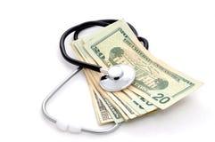 Assicurazione-malattia Fotografie Stock Libere da Diritti