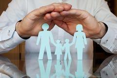Assicurazione sulla vita Immagine Stock Libera da Diritti