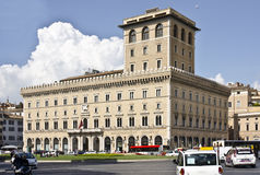 Assicurazioni Generali offices, Rome Royalty Free Stock Photography