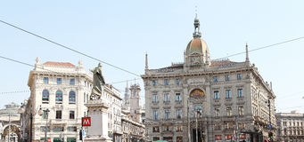 Free Assicurazioni Generali S.p.A Building Royalty Free Stock Photography - 24453567