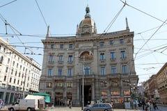 Assicurazioni Generali S.p.A building Royalty Free Stock Image