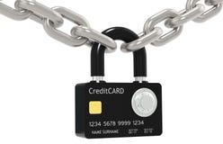 Assicuri il pagamento in linea. Immagine Stock Libera da Diritti