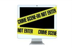 Assicuri il Web Fotografie Stock Libere da Diritti