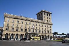 Assicvrazoni Generali Ρώμη Στοκ Φωτογραφία