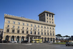 Assicvrazoni Generali Rome. Building in Rome, Italy Stock Photography