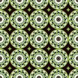 assiriaen blommar green Royaltyfria Foton