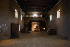 assis kyrkliga de francisco san Royaltyfri Fotografi