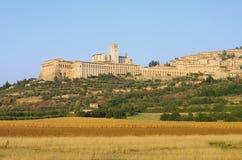 Assisi 免版税库存照片