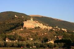 Assisi, Úmbria Imagem de Stock Royalty Free