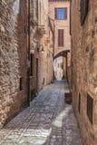 assisi Италия стоковая фотография rf
