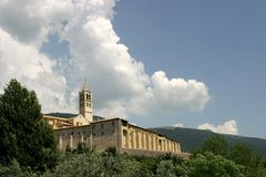Assisi image stock