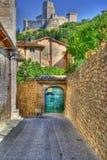 Assisi Photographie stock libre de droits