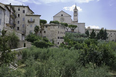 Assisi Photos stock