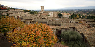 Assisi Royalty Free Stock Image