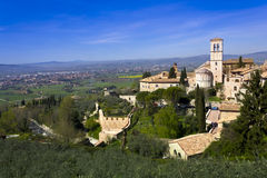 assisi Obrazy Royalty Free