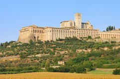 Assisi Stockbilder