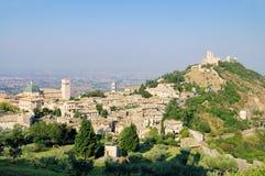 Assisi 免版税库存图片