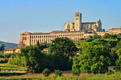 Assisi Foto de Stock Royalty Free