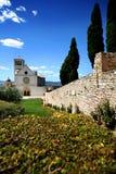 Assisi стоковое фото rf