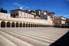 Assisi Royalty Free Stock Photography